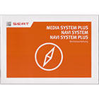 Radio Betriebsanleitung Media System Plus + Navi System Seat Leon 5F Ibiza Ateca